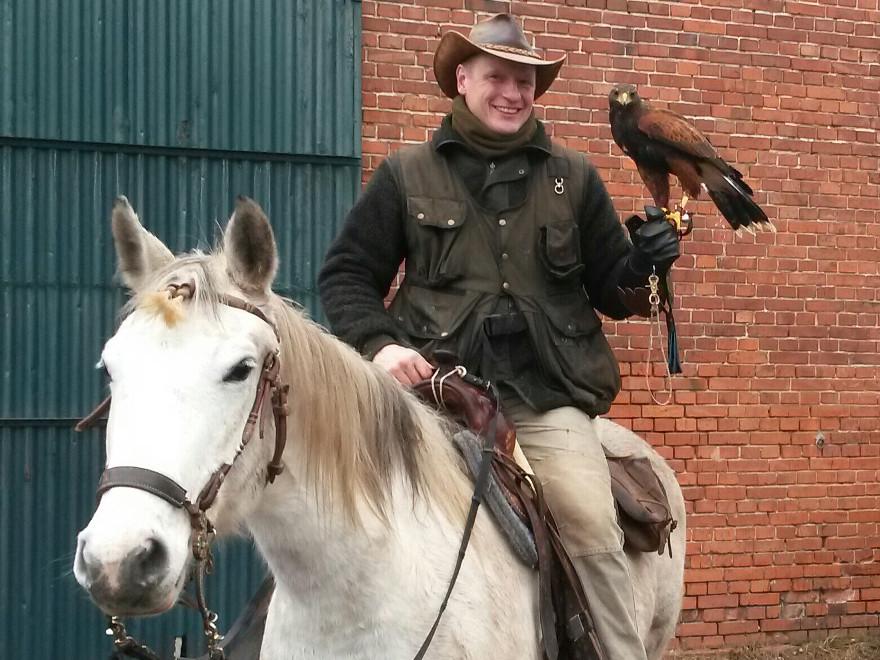 Dieses Bild zeigt 'Tex the Rancher' von 'FALCONRIDER'